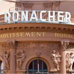 Ronacher Schriftzug