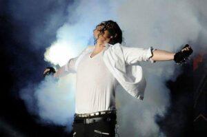 Sascha Pazdera Michael Jackson