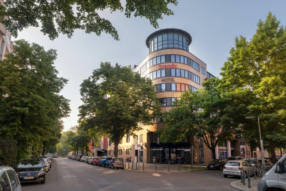 Scandic Hotel Kurfürstendamm