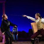 Duell zwischen Percy und Chauvelin