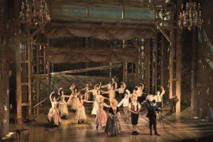 Irgendwas passiert Ballettstunde