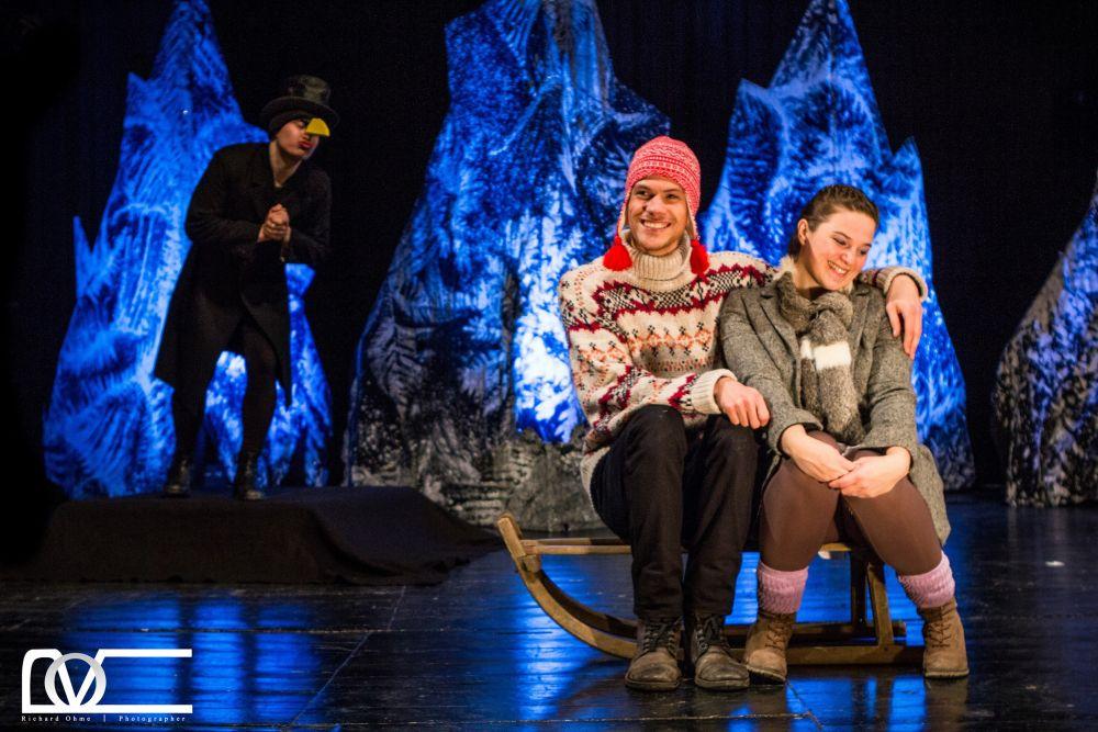 Die Schneekönigin Kai und Gerda
