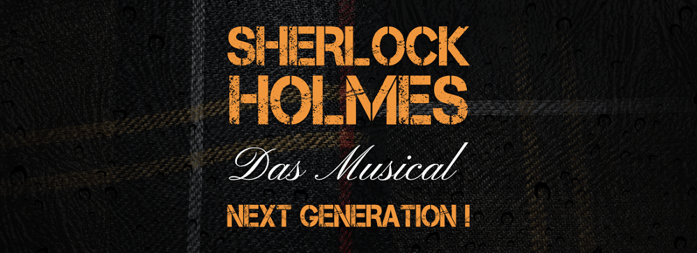 SHERLOCK HOLMES - NEXT GENERATION Logo