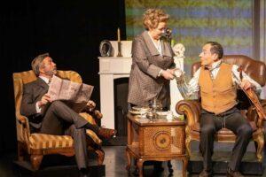 SHERLOCK HOLMES - NEXT GENERATION Sherlock, Watson und Miss Hudson