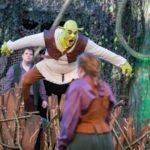 Shrek in Tecklenburg gefeiert