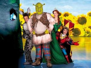 Der Cast von Shrek