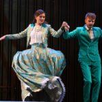 Portia und Bassanio