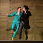 Bassanio und Shylock
