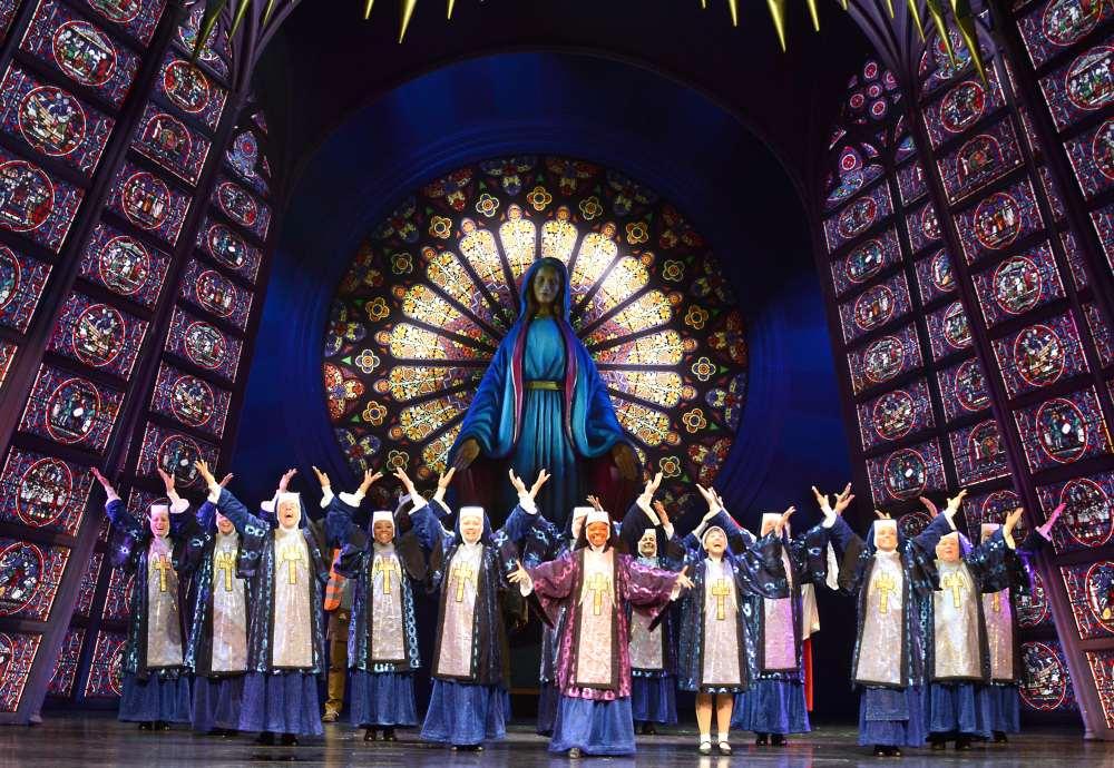 Sister Act Chor