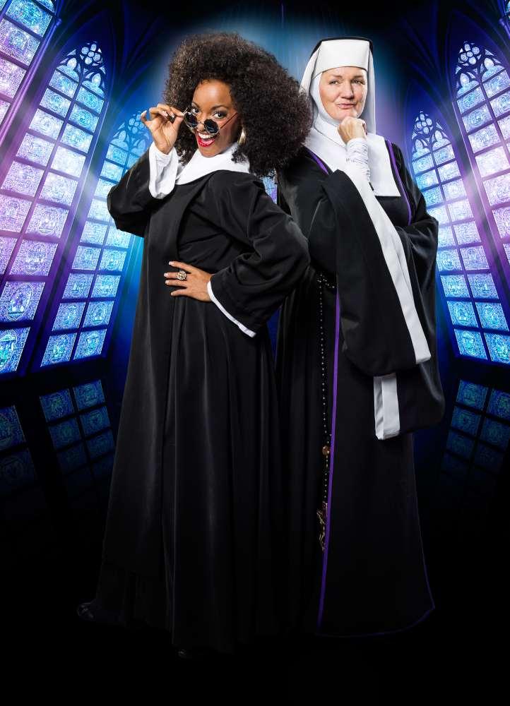 Sister Act Deloris und Mutter Oberin