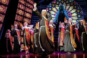 Sister Act der Chor tanzt