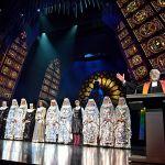 SISTER ACT feiert Gottesdienst