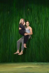 Sophia Thomalla bei Tarzan