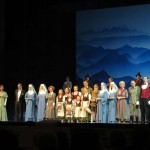 Schulssapplaus Sound of Music Ensemble