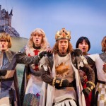 SPAMALOT: Die Ritter der Kokosnuss am Deutschen Theater München