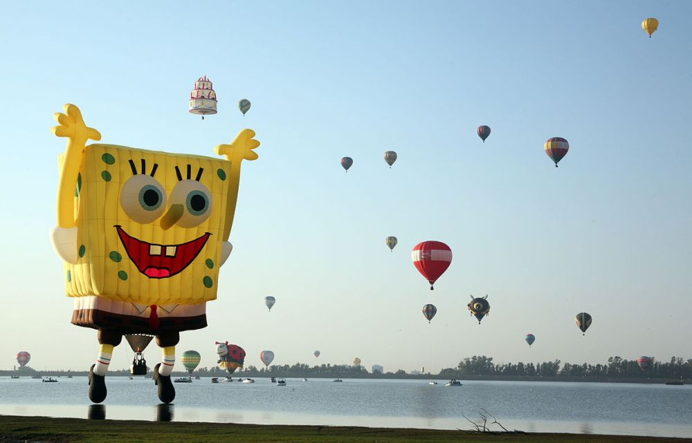 SpongeBob Ballon
