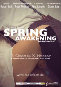 Spring Awakening Plakat