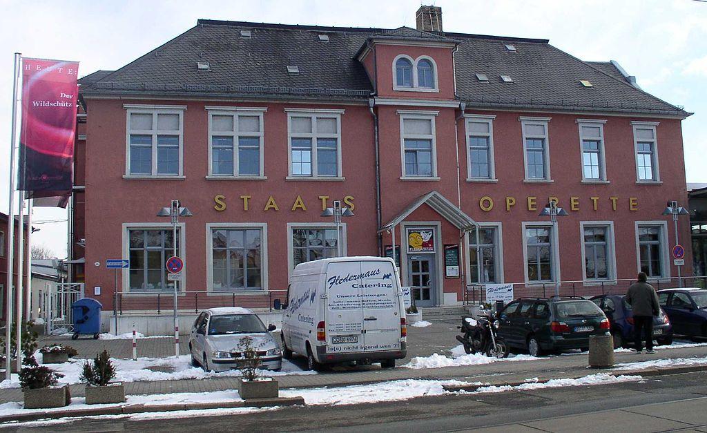 Staatoperette Dresden