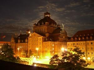 Staastheater Nürnberg Opernhaus