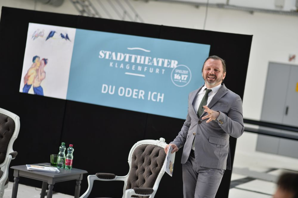 Florian Scholz Stadttheater Klagenfurt