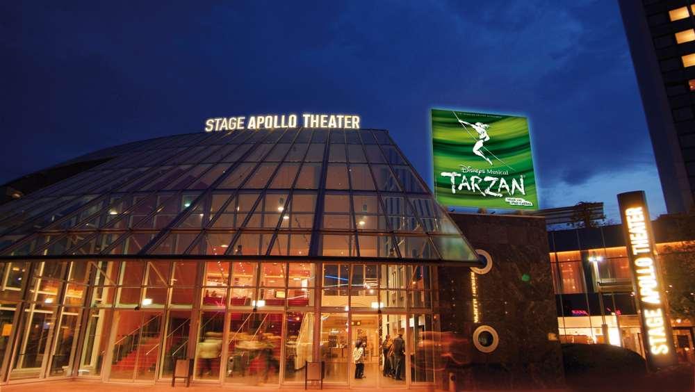 Stage Apollo Theater Stuttgart Adresse
