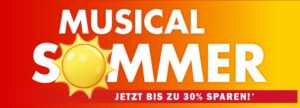 Stage Entertainment Musical-Sommer