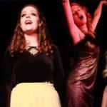 Schülerinnen der Stage&Musical School Frankfurt