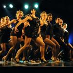 First Stage: Angelika Milster eröffnete die neue Hamburger Musical-Bühne