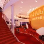 Stage Theater an der Elbe Hamburg Foyer
