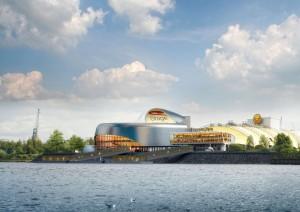 Stage Theater an der Elbe Hamburg