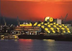 Stage Theater im Hafen Hamburg