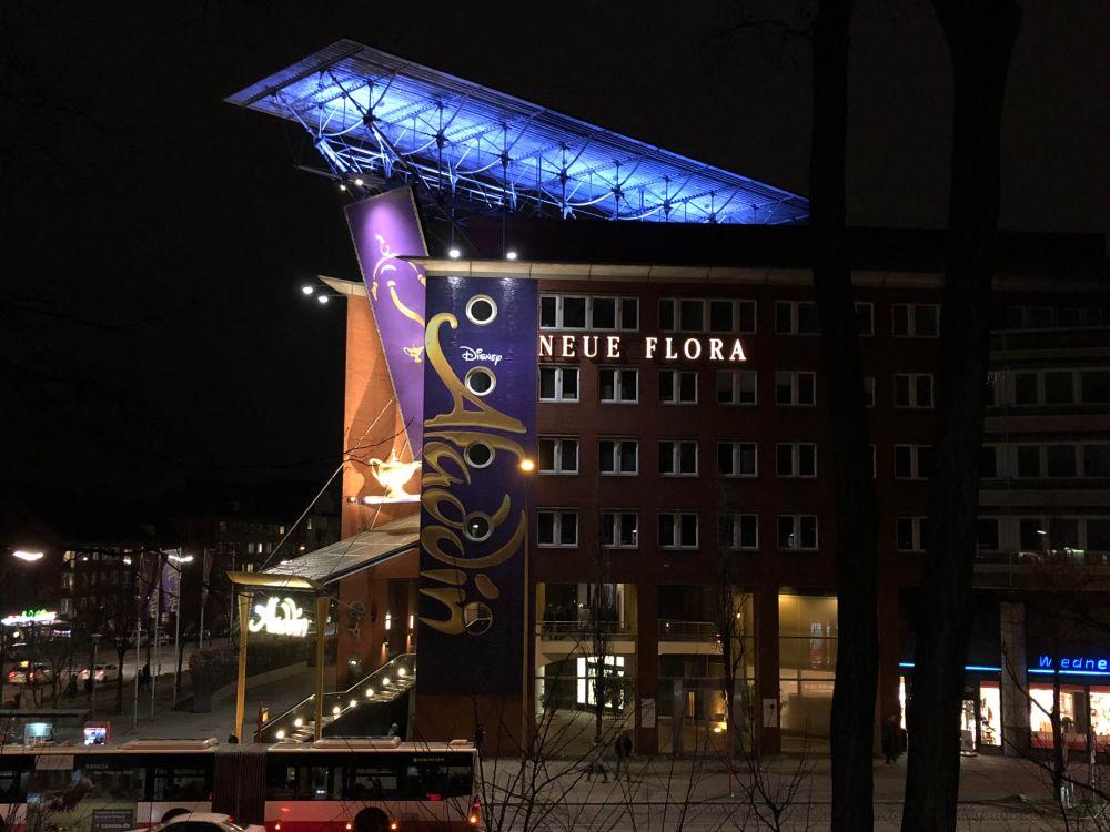 ALADDIN Kritik: 1001 Nacht im Stage Theater Neue Flora