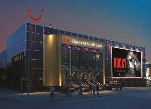 Stage TUI Operettenhaus Hamburg