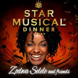 Star Musical Dinner Logo