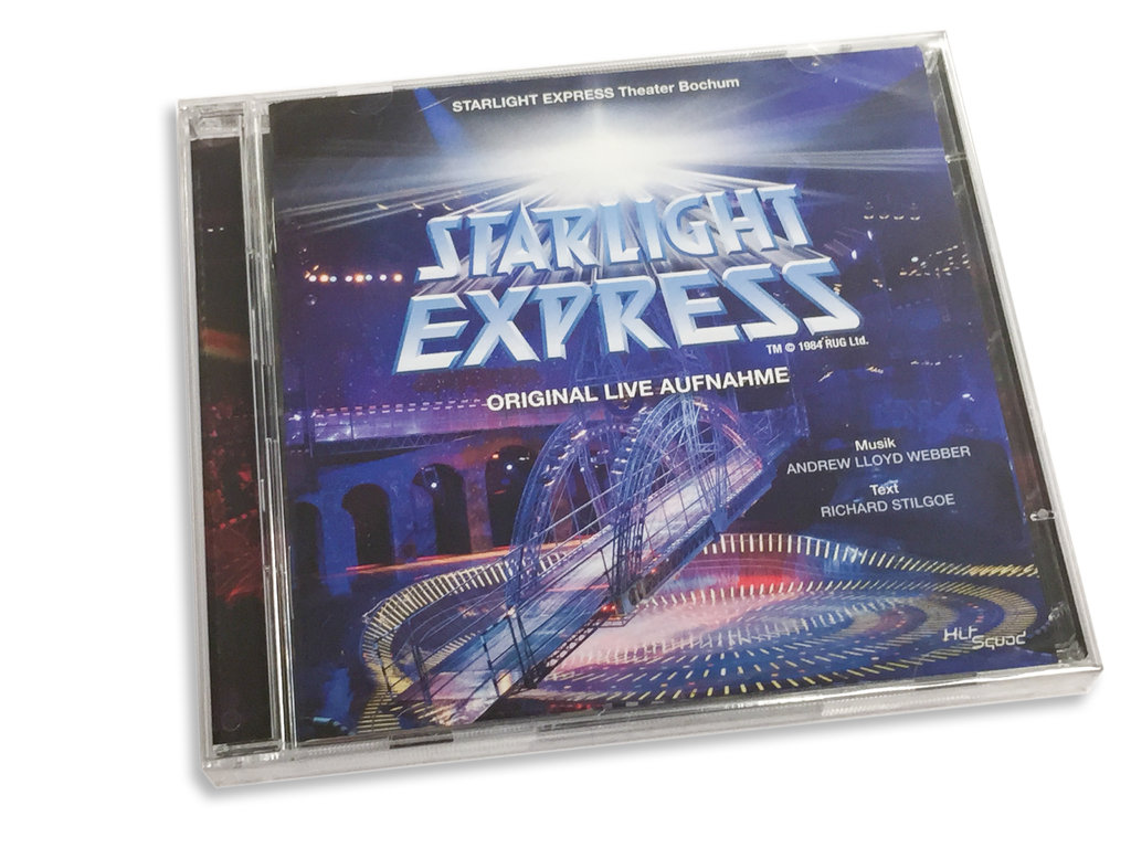 Gesamtaufnahme Starlight Express