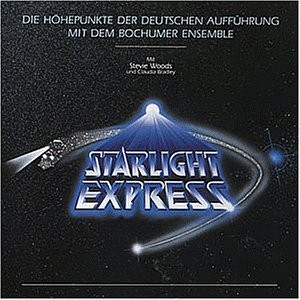 Starlight Express CD