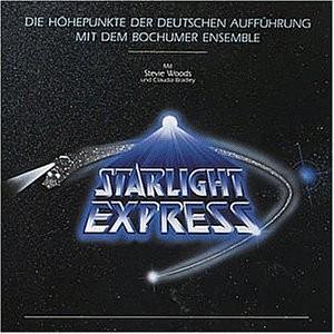 Starlight Express CD