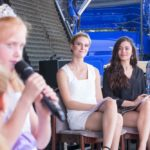 Model-Besuch bei STARLIGHT EXPRESS