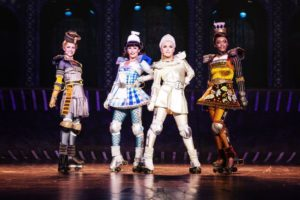 Starlight Express Girls 2018