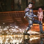 Starlight Express Greaseball sprüht Funken