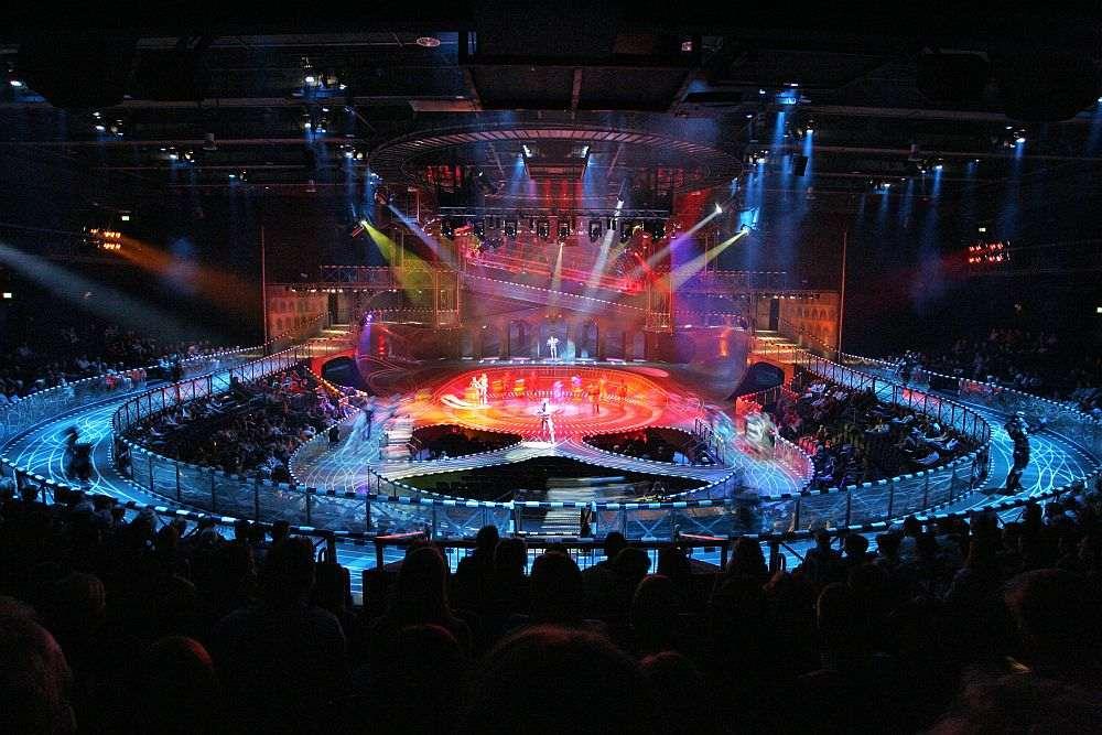 Starlight Express Theater Bochum