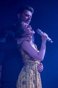 Jan Amman und Lucy Scherer