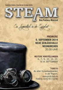 Steam - das Fantasymusical