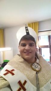 Stefan als Papst