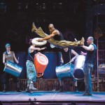 STOMP feiert Premiere in Kölner Musical Dome