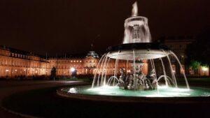 SI-Centrum Musicals Stuttgart Schlossbrunnen