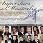 Best of Musicals – fünf Zusammenstellungen auf CD