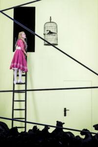 Mirella Hagen als Johanna