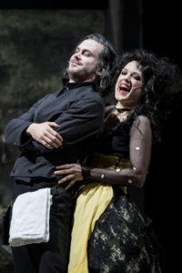 Markus Schneider und Maricel