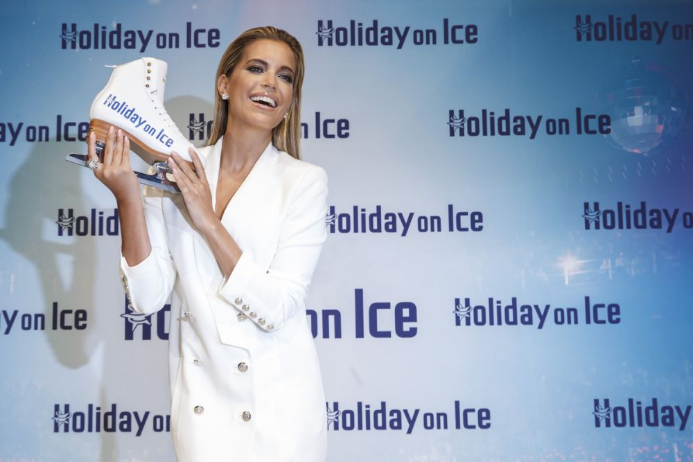 Sylvie Meis - Holiday on Ice